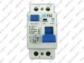 Wyłącznik różnicowo prądowy 40A/30mA 1F
