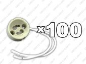 GU10 Komplet 100 sztuk